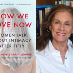 "JANE FONDA&#8217;S BLOG ABOUT <br />""HOW WE LOVE NOW"""
