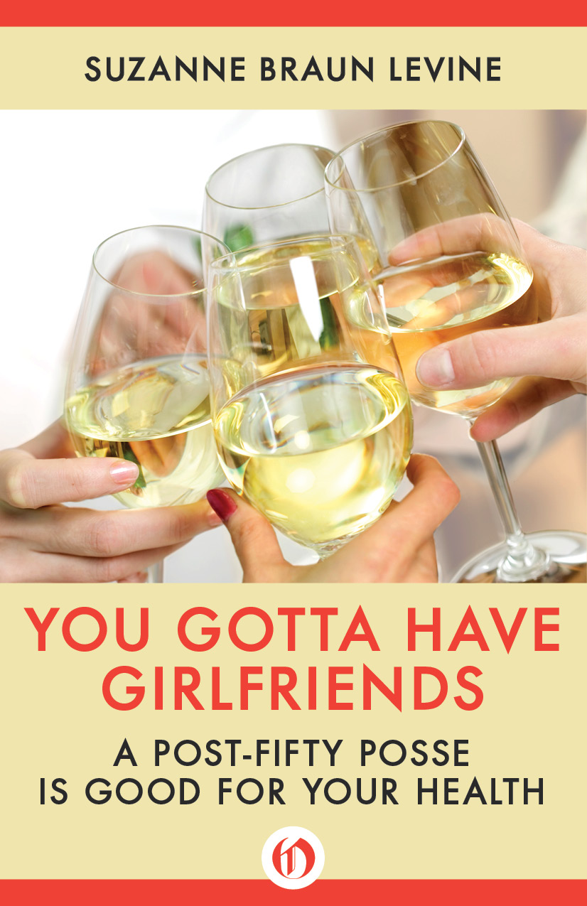 YOU GOTTA HAVE GIRLFRIENDS