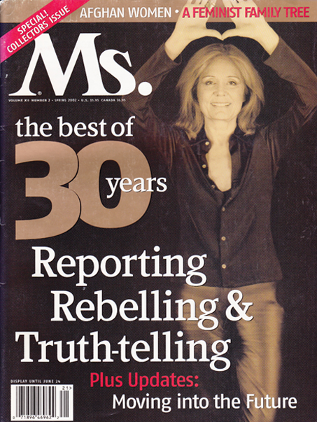 Ms. Magazine 30th Anniversary Issue