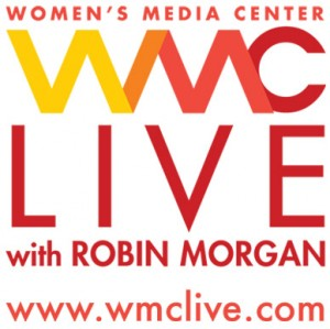 LOGO of WMC LIVE WITH ROBIN MORGAN